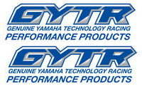 TP GYTR Sponsor Decals Stickers (Blue) (2 stickers) /969