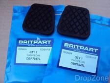 Neu BRITPART Land Rover Freelander MGF, MGZR, Pedalbelag Set P/N:DBP7047L