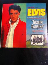 *NEW* CD Soundtrack - Elvis Presley - Kissin' Cousins (Mini LP Style Card Case)