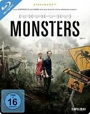 Monsters (Limited Steelbook Edition) [Blu-ray] de Edwar... | DVD | état très bon