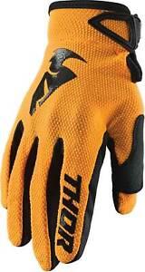 Thor Youth Sector Gloves - MX Motocross Dirt Bike Off-Road ATV MTB Boys Girls