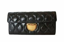 Authentic grandi Vitello Shine Miu Miu WALLET _ RRP £ 395