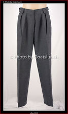 Trent Nathan Wool Tailored Pants Size 14 Career Professional High Waist