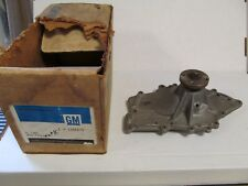 1967-1972 Buick 400-430-455 V8 NO AC NOS GM Water Pump (DATE CODE 1970) 1396879