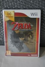 JEU CONSOLE NINTENDO WII NEW NEUF SCELLE THE LEGEND OF ZELDA TWILIGHT PRINCESS
