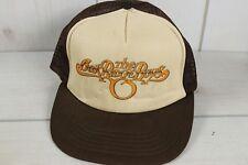 Vintage 80's Oak Ridge Boys Trucker Snapback Hat Mesh Foam Redneck Country Music