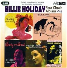 BILLIE HOLIDAY - BODY AND SOUL/BILLIE HOLIDAY AT JAZZ AT THE PHILHARMONIC/MUSIC