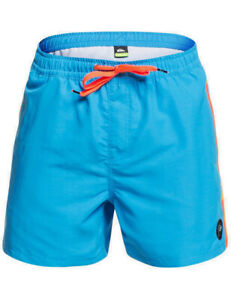 Quiksilver Beach Please Volley 16 Elasticated Boardshorts in Blithe