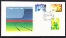 Australia 1984 Olympics First Day Cover - Burleigh Heads Qld