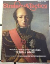 Strategy and Tactics:The Battle of Eckmuhl (Unpunched) No. 114, Sept.-Oct. 1987