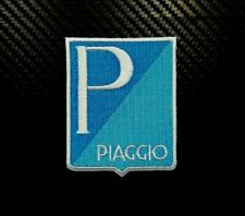 PIAGGIO VESPA SCOOTER MOD RACING SPORTS Embroidered Iron Sew On Patch Logo Badge