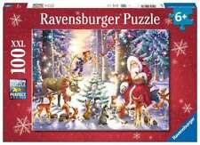 RAVENSBURGER PUZZLE NOEL EN FORET 100 PIECES XXL 12937