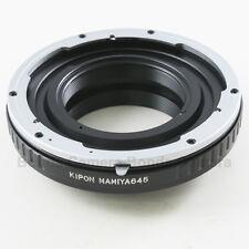 Kipon Mamiya 645 Mount Lens to Pentax K Mount PK Adapter K-01 K-r K-5 K-7 K10D