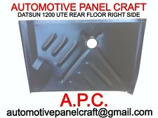 Automotive Panel Craft Datsun 1200 Rear Ute Floor Right side
