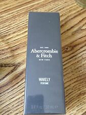 NEW Authentic Abercrombie & Fitch Women's Wakely Perfume Fragrance 1.7 OZ