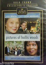 "Hallmark Hall of Fame ""Pictures of Hollis Woods""  DVD - New & Sealed"