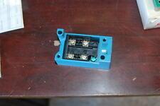 Micro Switch, Mpb10 Base Lot of 4 New