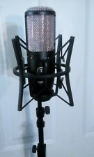 AKG P220 Large Diaphragm True Condenser Microphone - USED Works Great