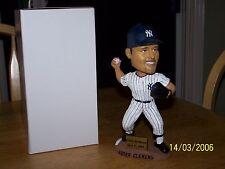 Roger Clemens Bobblehead New York Yankees 4000 K's Astros Red Sox 2003 SGA NIB