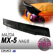 Mazda MX-5 Miata NA 89-98 OKAMI RB-style rear spoiler FRP