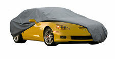 Car Cover For Extra Small Size XS Universal Oxgord® TM A/M BRAND NAME USA SELLER