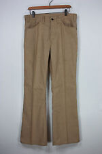 Vintage Levis 646 jeans 32 30 sta-prest bellbottoms flares new 70's big E