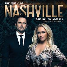 Music Of Nashville - Season 6 Vol. 1 CD (Std) Presale March 16th 2018