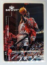 1998 98-99 Upper deck MVP Silver Signature Michael Jordan #S1, Parallel Insert