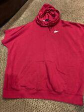 Nike Mens Sweatshirt Large Short Sleeve