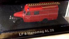 LF 8 HANOMAG AL 28 Rosso - Scala 1:72 - DeAgostini - Nuovo