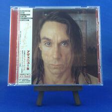 IGGY POP: Avenue B (RARE OUT OF PRINT JAP CD  With 2 JAPAN ONLY BONUS TRACKS)