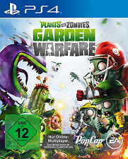 Plants vs. Zombies-Garden Warfare 1 ps4 neuf + Film Dans