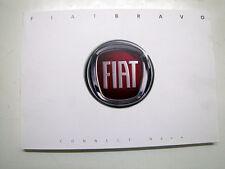 Fiat Bravo ANLEITUNG Bedienungsanleitung Navi Neu  60346856