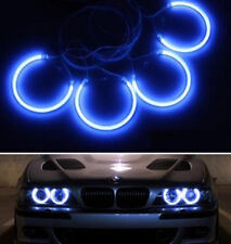 4PCS CCFL Angel Eyes Halo Ring for BMW E36 3 E38 7 E39 5 E46 M3 - blue
