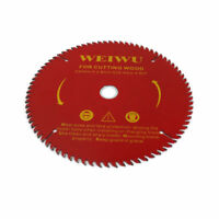 9 Inch Carbide Tip General Purpose Wood Cutting Circular Saw Blade 80 Tooth