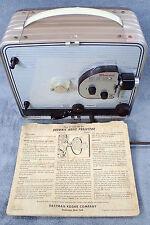 Vintage Kodak Brownie 300 Movie Projector 8mm Model 1