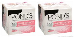 2 x Ponds White Beauty Spot - less Fairness Day Cream 23 gm