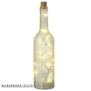 Frosted LED Bottle SALE