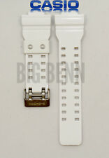 New Original Genuine Casio Watch Strap Replacement Band  GA 100A 7A;  G 8900A 7
