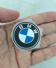 BMW IRON ON/ HEAT PRESS TRANSFER DIY T-SHIRT CLOTHING 3.5 X 3.5 CM.