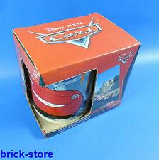 STOR Disney Pixar Cars / Taza / Taza de porcelana en Regalo Set