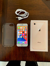 Apple iPhone 8 Unlocked 64Gb With 5-1/2 Months Apple Care + And Case