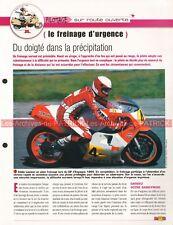1989 Eddie Lawson ROTHMANS KANEMOTO NSR500 Racing T-Shirt Moto Cadeau Pack honda 500cc