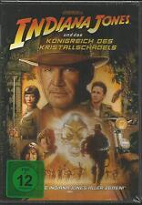 Indiana Jones und das Königreich des Kristallschädels / DVD #8567