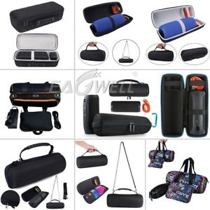 For JBL Pulse 3 Charge 3 2 Flip 4 Speaker Portable Travel EVA Carrying Bag Case