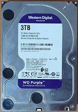 """HDD 3TB Disco Duro Interno  SATA 3.5"""" WD PURPLE WD30PURX"""