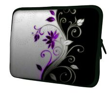 """LUXBURG 14"""" Inch Design Laptop Notebook Sleeve Soft Case Bag Cover #CY"""