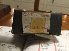 """Opel -.040"""" U/size Main Bearings Rekord/Kapitan/Blitz 1.5/1.7/2.5 Litre"""