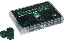 Tiger Emerald Pool Cue Tips (2 tips)  With FREE SHIPPING