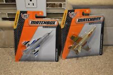 2015 Matchbox Skybusters On A Mission Boeing F/A-18 Hornet & Hypersonic Jet (K)